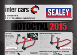 SEALEY - MOTOCYKL 2015