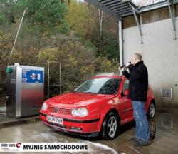 Auto Booster - twoja myjnia samochodowa przy warsztacie.